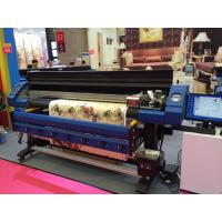 China High Resolution 3.2m Eco Solvent Printer With Epson Dx7 Print Head wholesale