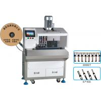 Buy cheap DC Plug Automatic Wire Crimping Machine For DC power cord from wholesalers