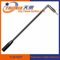 China car cable wire extension antenna/ extension cable car antenna TLM1607 wholesale