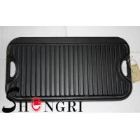 Buy cheap cast iron griddle from wholesalers