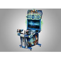 China Last Rebellion Arcade Shooting Machine With Exciting Stages 450W wholesale