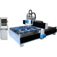 China Marble Jade Crystal Stone CNC Engraving Machine , Stone Carving CNC Router wholesale