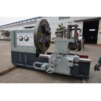 China High Performance Facing In Lathe Machine For Flange Metal Processing 1600mm Diameter wholesale