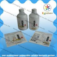 China PVC / PET Shrink Sleeve Labels Customized Printing For Drink Bottle wholesale