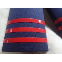 China Shine And Soft Silicone Rubber Labels Printed On Military Clothing Shoulders wholesale
