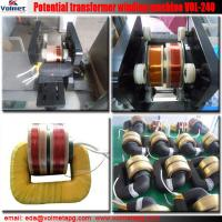 Buy cheap best selling automatic voltage transformer coil winding machine from wholesalers