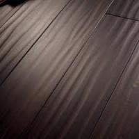 China Pre-finished satin with 7 coats hand scraped bamboo floors colors wholesale