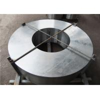 China EN10084 18CrNiMo7-6 Hot rolled  Forged Steel Rings  Gear  Blank Alloy Steel wholesale