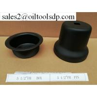 """Buy cheap API 5 1/2"""" FH steel Thread Protector from wholesalers"""