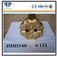 Quality DHD340-121 Drill Hammer Bit , Hard Carbide Steel Top Hammer Drill Bits for sale