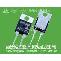 China KSD-01F Thermal Cutoff Switch , Touch Type Thermal Cut Out Switch on sale