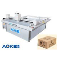 China DCZ50 corrugated cardboard carton box sample maker flatbed cutter table machine wholesale