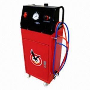 Fuel System Flush Machine