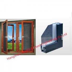 China Australia AS2047 Standard Low E Energy Saving Glass Aluminum Frame Windows Doors system wholesale