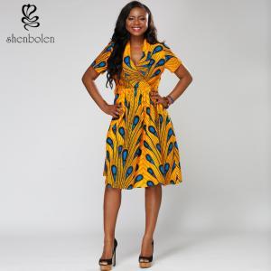 China 100% cotton  African print suit  Ankara batik wax  sleeveless wholesale ladies'  boutique wholesale