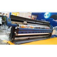 China Soft PVC Banner A Starjet Solvent Printer with Three Heads 1440dpi wholesale