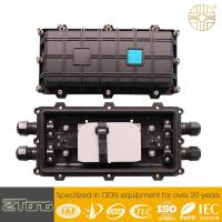 China PA Material Fiber Optic Joint Enclosure Wall Mounting Weather Resistance wholesale