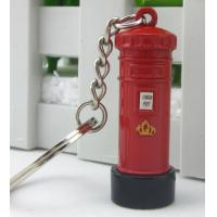 China The streets of London red the mailbox keychain wholesale