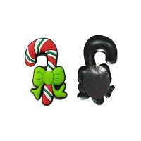 China Christmas Series Rubber Refrigerator Magnets , Cute Fridge Magnets Injection Logo wholesale