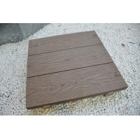 China Recyclable Antiseptic WPC Composite Decking White 140mmx25mm Decking Material wholesale