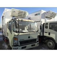Quality Commercial Truck Refrigerators 5 Tons With FRP Sandwich Panels Box , Refrigerate for sale