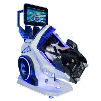 Quality Extreme Racing Experience Roller Coaster Motion VR Chair 360 VR Simulator for for sale
