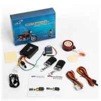 Quality GPS GSM Vehicle Motorcycle Tracker V10+ for sale