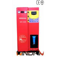 China Car And Truck Tires Nitrogen Inflator Machine with Carbon Steel Cabinet , Electric Tyre Inflator wholesale