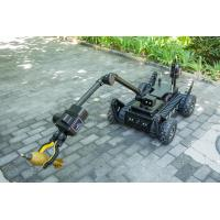 China Remote Control Counter Terrorism Equipment EOD Robot 360° Panoramic Image System wholesale