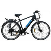 China 250W Bottom Bracket Motor MTB Electric Powered Bicycle with 36V / 10Ah Lithium Battery wholesale