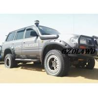 China 4x4 Land Cruiser Off road Fender Flares LC80 FJ80 4500 Pocket Style 1997 - 2007 wholesale