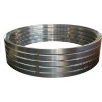 China Professional Forged Steel Rings Stainless Steel Oem With Large Diameter wholesale