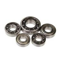 Quality Deep Groove Ball Bearing OPEN ZZ 2RS N NR ZN , 6208 For Gearbox for sale