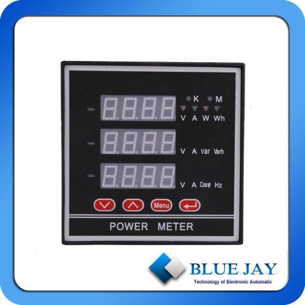 Energy Meter Harmonic Measurement Power Energy Meter Ct