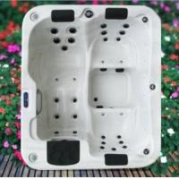 China Portable Acrylic SPA Equipment with Recreation and Thermostat System wholesale