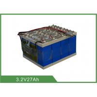 China Pollution - Free Lifepo4 Prismatic Battery , Solar Battery Lithium Iron Phosphate wholesale