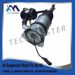 China Front Air Suspension Shock Absorber For Audi A8 (L)4E06160001E (R)4E06160002E wholesale