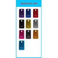 China Samsung Galaxy S5 I9600 New design brushed Metal Back Cover on sale