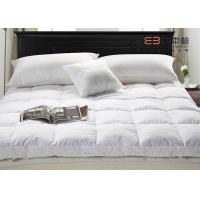 Buy cheap Customized Thickness Down Feather Mattress Topper For Hotel ZB-MT-12 from wholesalers