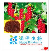 China Nuoz supply Fructus Schisandra Chinensis P.E. in Brown yellow /Schisandra Chinensis Extracts Schisandrol A 2% HPLC on sale
