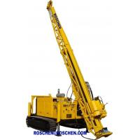 Quality RSDX-4 Hydraulic Crawler-Mounted Drilling Rig Machine , Anchor Drilling Rig for sale