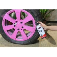 China 450ml Fix Emergency Tyre Repair , White Foam Car Tire Puncture Repair wholesale