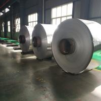 China 7606 Industrial Aluminum Foil Rolls Laminated PET Polyester Foil for Cable wholesale
