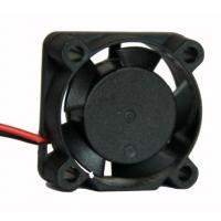 China 25×25×10mm 12V DC Brushless Fan Small Cooling / Radiator Fan Motor 12000rpm Speed wholesale
