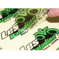 China BOPP Digital Print Sticker Labels In Small Quantity  Are Available wholesale