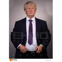 China Life Size Silicone Museum Wax Figures ,  Lincoln Wax Figure wholesale
