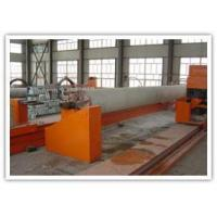 China The new type computer controlledFRP(GRP) pipe winding production line by add sand from under: wholesale