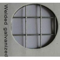 China Mesh Fence 12 Gauge Galvanized Before Welded Mesh Fence on sale