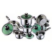 China Stainless Steel Cookware sets TSS028 wholesale