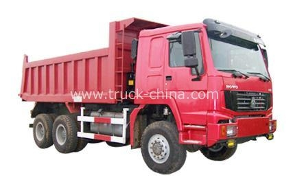 China Howo 6 6 All-Wheel Drlve Vehcle Series